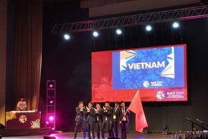 Việt Nam giành 2 Vàng, 4 HCB Bạc tại kỳ thi toán quốc tế năm 2019 (IMO 2019 )