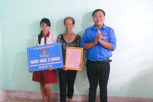 Huyện Trảng Bom: Bàn giao ngôi nhà 2.000 đồng
