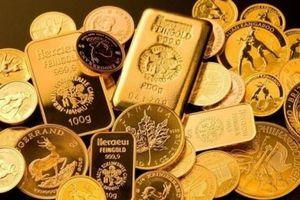 Giá vàng cuối tuần giảm mạnh, nhưng vẫn cao nhất 6 năm
