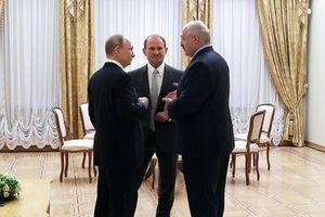 Tổng thống Putin hé mở 'khôi phục hoàn toàn' quan hệ với Ukraine