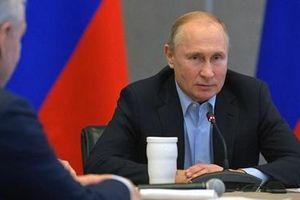 Tổng thống Putin nói gì về căng thẳng Mỹ và Iran?