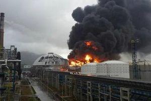 Nổ lớn tại nhà máy khí than lớn nhất châu Á, thương vong gia tăng