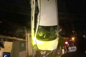 Danh tính tài xế ô tô uống rượu gây tai nạn liên hoàn đã được làm rõ