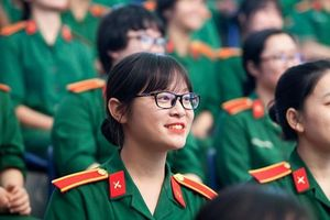 17 trường quân đội công bố điểm sàn tuyển sinh năm 2019