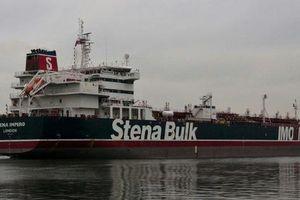 Châu Âu hối hả giục Iran thả tàu dầu Anh