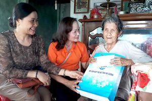 Phú Yên: Thăm Mẹ Việt Nam Anh hùng và các gia đình chính sách