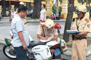 Khi nào được xem bằng chứng về lỗi vi phạm giao thông?