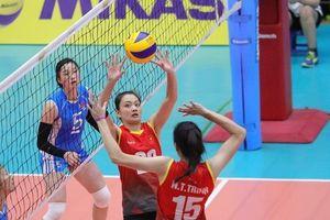 Việt Nam tranh HCĐ với Thái Lan tại giải bóng chuyền nữ U23 châu Á