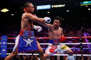 Pacquiao thắng Thurman sau 12 hiệp đấu tranh đai WBA