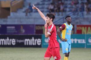 Sao U23 Việt Nam tỏa sáng, Viettel giành trọn 3 điểm tại Hàng Đẫy