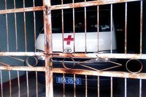 Xe cứu thương bỏ bệnh nhân đi đăng kiểm: Tạm đình chỉ