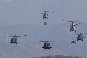 Mỹ-Hàn chuẩn bị tập trận chung, vi phạm cam kết với Triều Tiên?