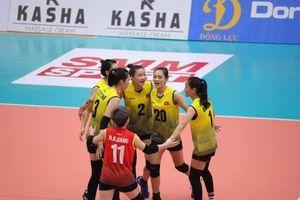 U.23 bóng chuyền nữ Việt Nam đoạt huy chương đồng châu Á