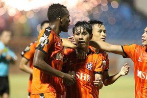 Đánh bại Nam Định, Đà Nẵng chấm dứt chuỗi 4 trận liên tiếp không thắng
