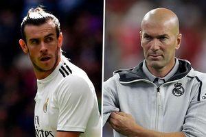 Vì dìm hàng Gareth Bale, Zidane bị mắng là 'nỗi ô nhục'