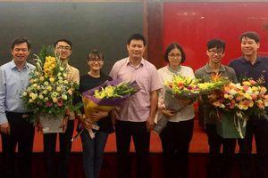 Việt Nam đạt thành tích cao tại Olympic Sinh học quốc tế 2019
