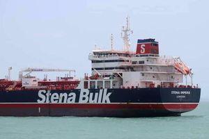 Kịch tính trực thăng, tàu cao tốc Iran vây bắt tàu chở dầu Anh