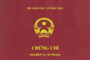 Ở Bình Định, có bằng cấp học 2 năm không bằng chứng chỉ học dăm tháng