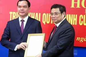 Bí thư Hà Nam được điều động, chỉ định giữ chức Bí thư Đảng Đoàn Tổng LĐLĐ Việt Nam