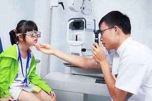 3 triệu trẻ em Việt Nam cần điều trị tật khúc xạ