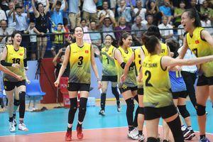 Ngược dòng thắng Thái Lan, nữ U23 Việt Nam giành HCĐ bóng chuyền châu Á