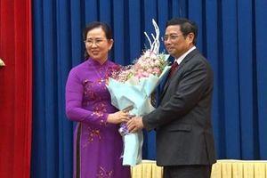 Hà Nam có tân nữ Bí thư Tỉnh ủy