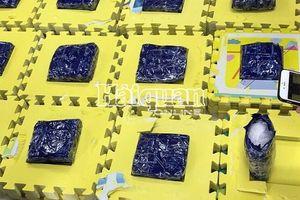 Tây Ninh: Khởi tố hình sự vụ vận chuyển trái phép 8kg ma túy