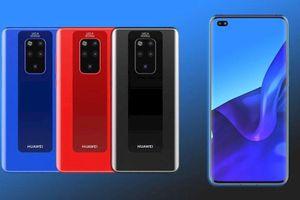 Huawei đăng ký bản quyền camera có thể xuất hiện trên Mate 30 Pro
