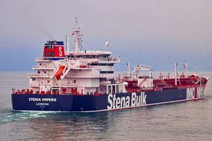 Hải quân Anh và Iran đụng độ trên Eo biển Hormuz