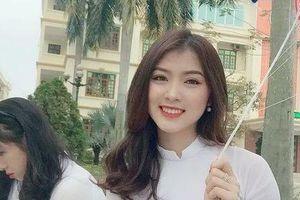 Cô giáo mầm non xinh đẹp ở Nghệ An khiến dân mạng đua nhau xin học mẫu giáo