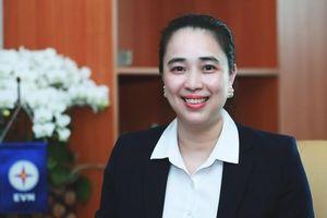 Bà Đỗ Nguyệt Ánh giữ chức Tổng giám đốc Tổng công ty Điện lực miền Bắc