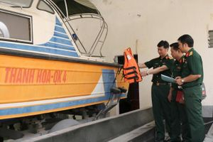 Lực lượng vũ trang Thọ Xuân (Thanh Hóa) sẵn sàng chủ động ứng phó với thiên tai