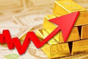 Giá vàng tuần qua tăng cao, chạm mốc lịch sử 1.450 USD/ounce