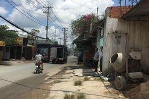 Sửa chữa đường, buộc dân phải chịu chi phí di dời đồng hồ nước?