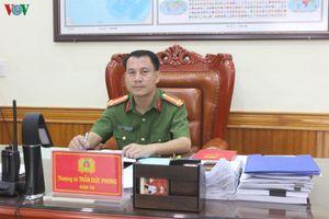 Giám thị trại Ninh Khánh: Cảm hóa phạm nhân không chỉ bằng hình phạt