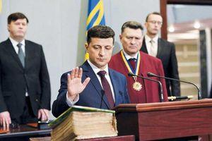 Bầu cử Quốc hội Ukraine: Cơ hội để tân Tổng thống củng cố quyền lực