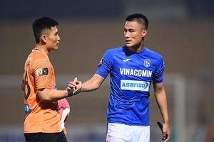 Mạc Hồng Quân ghi bàn tuyệt đẹp, Than Quảng Ninh vẫn vuột chiến thắng