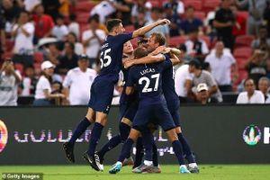 Harry Kane ghi bàn từ giữa sân, Tottenham ngược dòng hạ Juventus