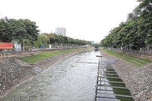 Đơn vị thí điểm làm sạch sông Tô Lịch bằng công nghệ Nhật khẳng định việc xả nước hồ Tây là đúng