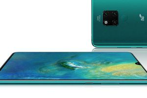Huawei sẽ ra smartphone 5G đầu tiên vào tuần này, và đó là Huawei Mate 20 X