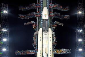 Ấn Độ phóng thành công tàu thăm dò Mặt trăng