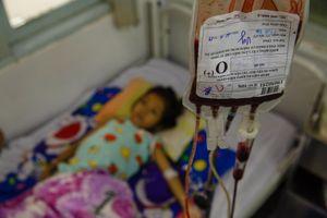 Nỗi ám ảnh của bệnh nhân mòn mỏi chờ máu