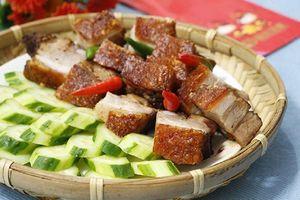 Cách tẩm ướp và làm món thịt quay ngon như nhà hàng