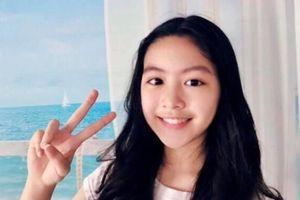 Con gái MC Quyền Linh được khen xinh như hoa hậu