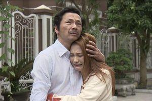 'Về nhà đi con' tập 70: Cảnh ông Sơn ôm Thư khóc gây xúc động mạnh