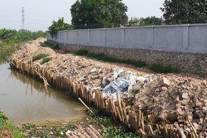 Quận Hà Đông: Cần xử lý dứt điểm tình trạng lấp mương làm đường tại phường Phú Lãm