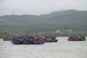 Chạy trú bão, một tàu cá của ngư dân Ba Đồn mất tích trên biển