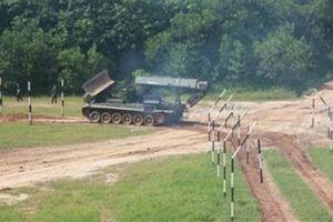 Xe IMR-2M Việt Nam huấn luyện trước ngày dự Army Games 2019