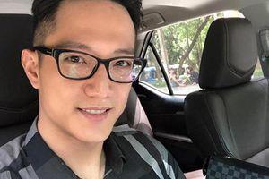 Chí Nhân mệt mỏi khi bị nghi 'đá xéo' vợ cũ Thu Quỳnh