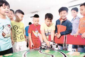 Đa sắc màu dạy học tiếp cận giáo dục STEM